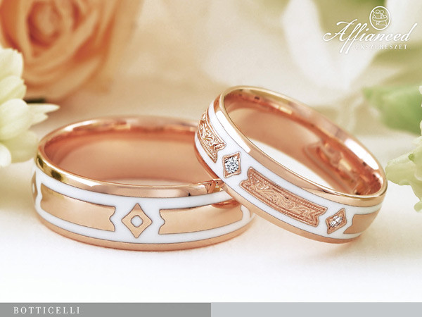 Botticelli karikagyűrű