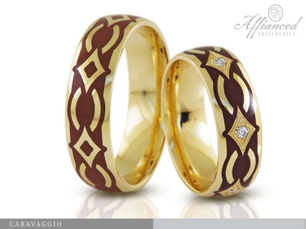 Caravaggio - karikagyűrű