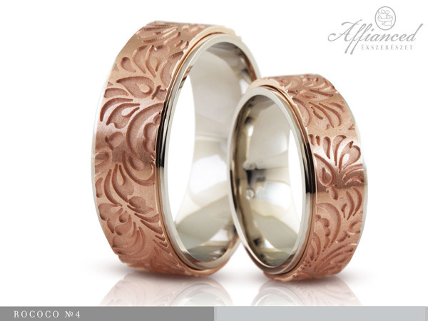 Rococo no4 - karikagyűrű