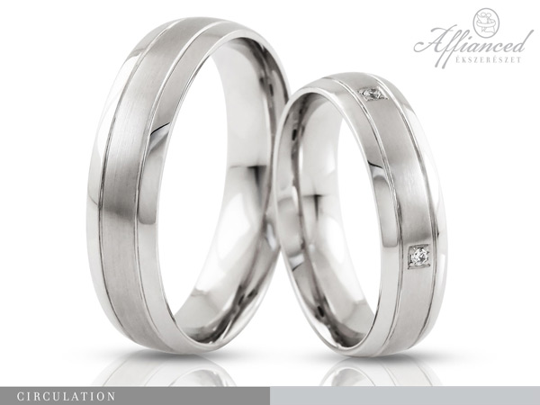 Circulation - karikagyűrű pár