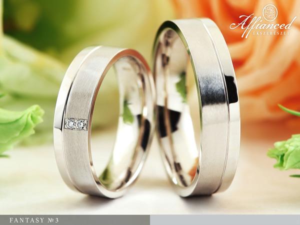 Fantasy no3 - karikagyűrű pár