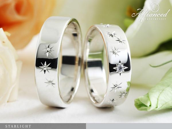 Starlight - karikagyűrű