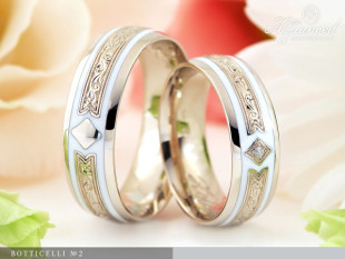 Botticelli no2 - karikagyűrű