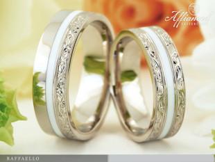 Raffaello - karikagyűrű pár