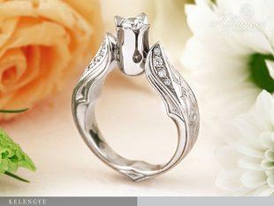 Kelengye - eljegyzési gyűrű