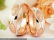 Donatello - karikagyűrű pár