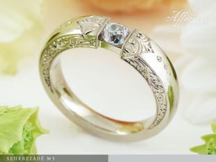Seherezádé no3 - eljegyzési gyűrű