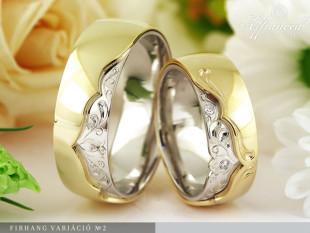 Firhang Variáció no2 - karikagyűrű pár