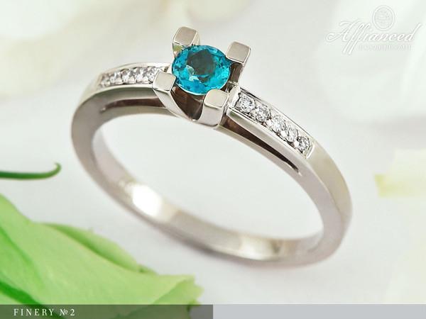 Finery no2 - eljegyzési gyűrű