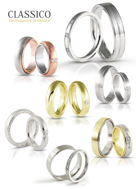 Classico karikagyűrűk