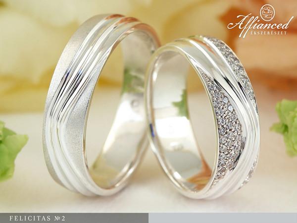 Felicitas no2 - karikagyűrű pár