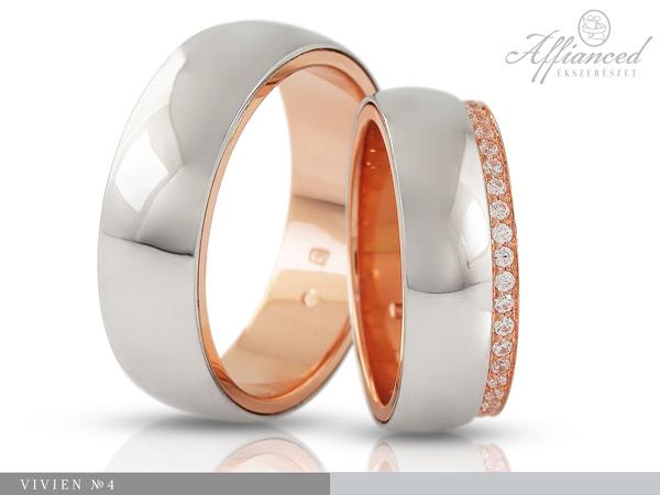 Vivien no4 - karikagyűrű pár