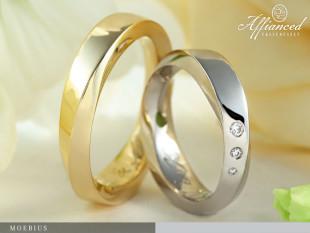 Meobius - Karikagyűrű pár
