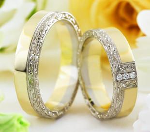 Barocco Simple no6 - karikagyűrű