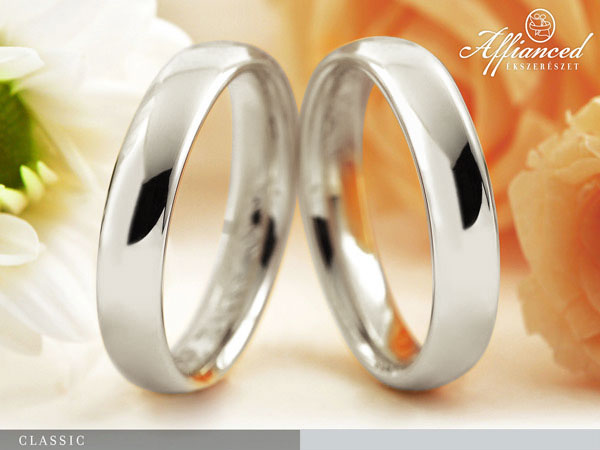 Classic - Karikagyűrű pár