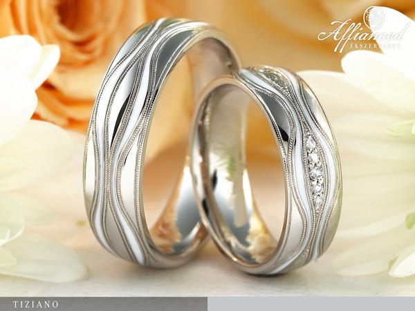 Tiziano - Karikagyűrű pár