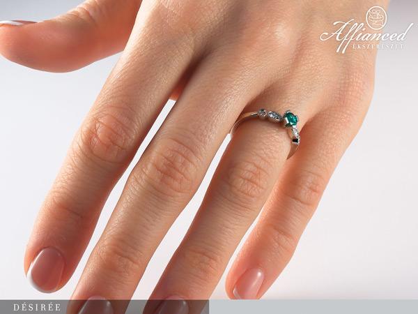 Désirée - eljegyzési gyűrű