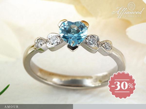 Amour – eljegyzési gyűrű