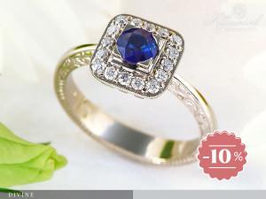 Divine – eljegyzési gyűrű