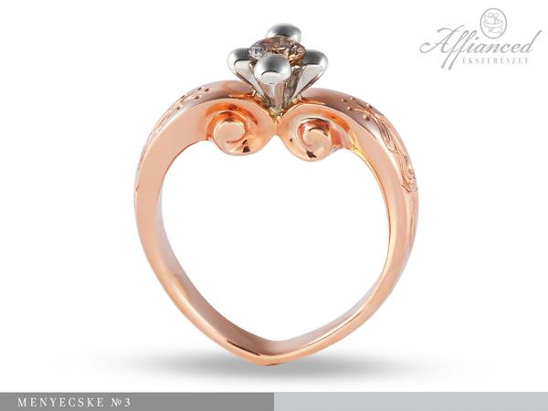 Menyecske no3 – eljegyzési gyűrű
