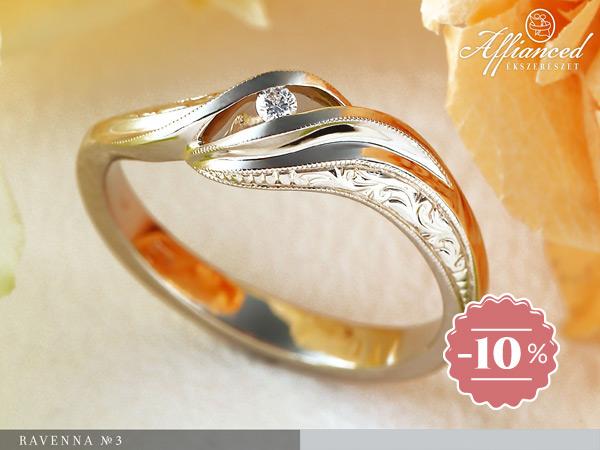Ravenna no3 – eljegyzési gyűrű