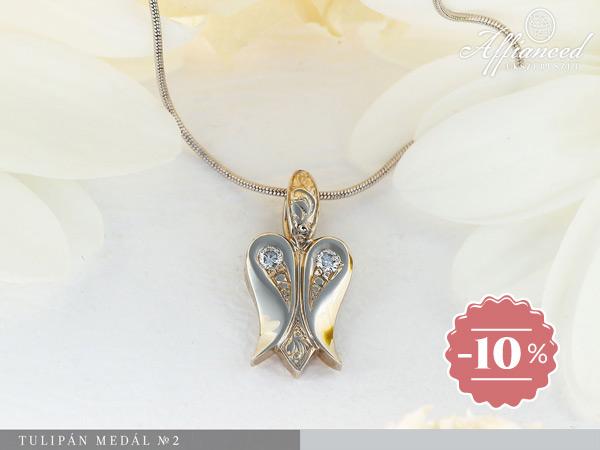 Tulipán no2 - arany medál