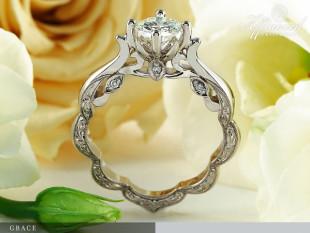 Grace - eljegyzési gyűrű