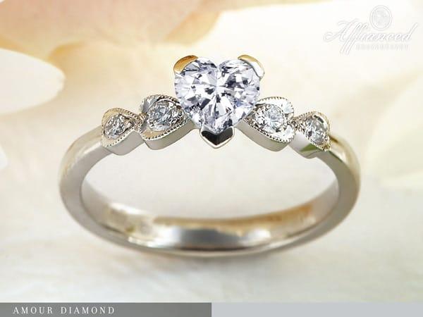 Amour Diamond – eljegyzési gyűrű