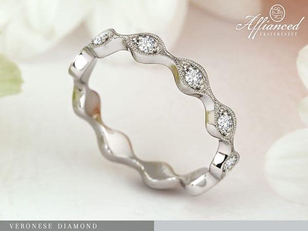 Veronese Diamond – eljegyzési gyűrű