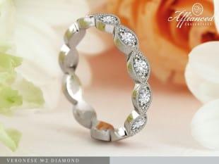 Veronese no2 Diamond – eljegyzési gyűrű