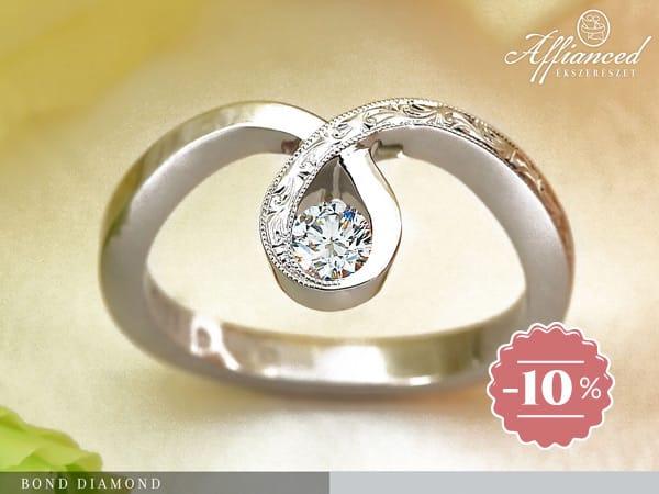 Bond Diamond – női vagy eljegyzési gyűrű