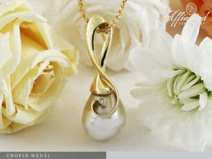 Chopin - arany medál