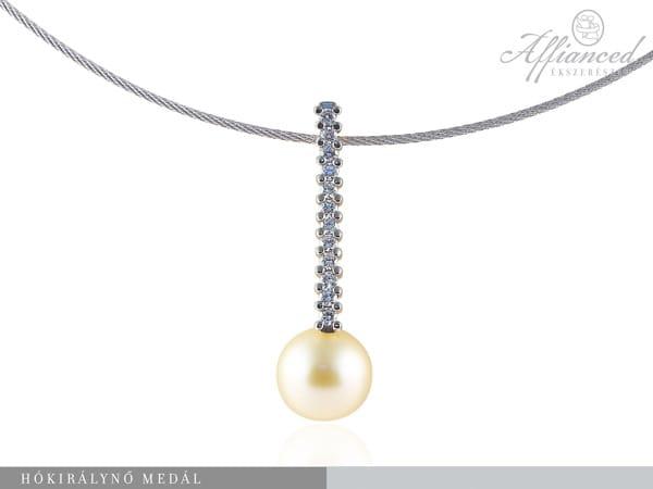 Hókirálynő - arany medál