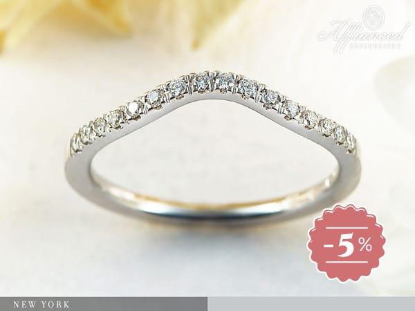 New York – női jegygyűrű