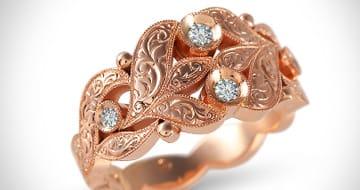 Női arany gyűrűk