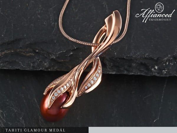 Tahiti Glamour - arany medál