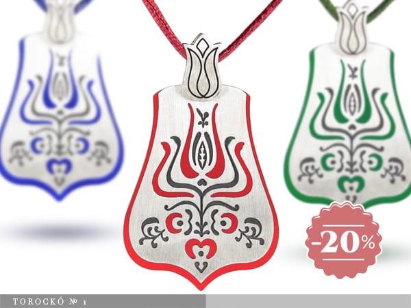Torockó no1 - ezüst kollekció