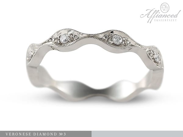 Veronese Diamond no3 - eljegyzési gyűrű