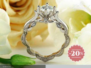 Grace – női vagy eljegyzési gyűrű