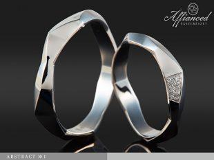 Abstract no1 - karikagyűrű pár