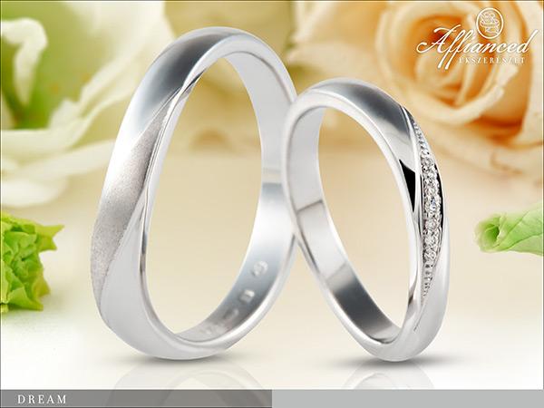 Dream - karikagyűrű pár