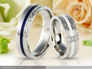 Raffaello no3 - karikagyűrű pár