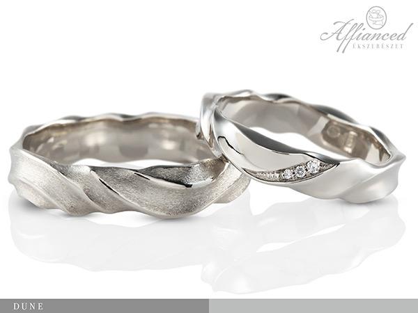 Dune - karikagyűrű pár