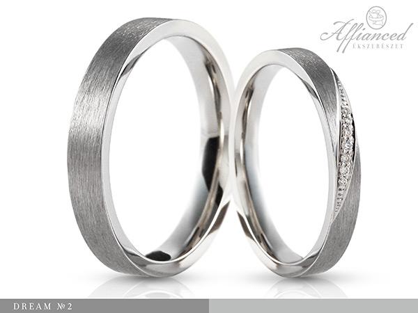 Dream no2 - karikagyűrű pár