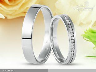 Halo no3 - karikagyűrű pár