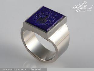 Intaglio - pecsétgyűrű