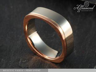 Mesztic Varia - férfi gyűrű