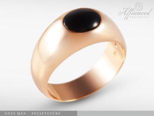Onix Men - pecsétgyűrű