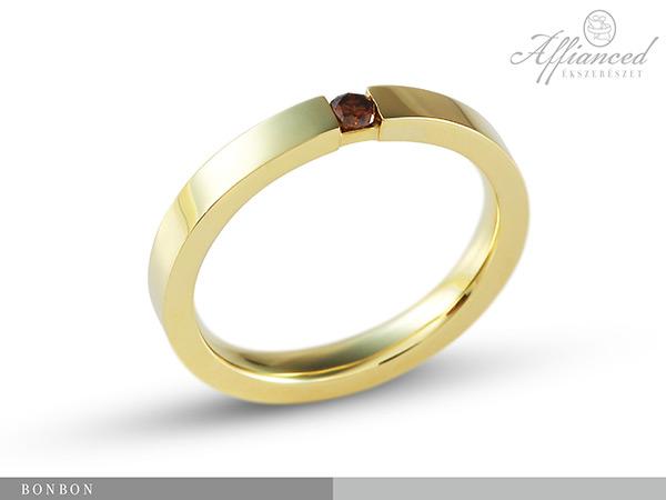 Bonbon - eljegyzési gyűrű