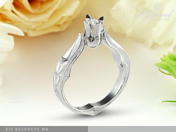 Kis Kelengye no6 – eljegyzési gyűrű
